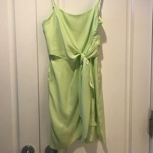 BCBG Wrap Dress